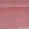 JERSEY ROT-WEISS STREIFEN 0.5M