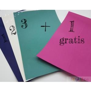PREMIUM FLOCKFOLIE  3+1 GRATIS