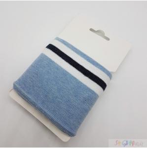 COLLEGE CUFF BLUE 1ST