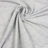 "JERSEY ""CASHMERE TOUCH"" GRAU 0.5M"