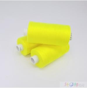 Nähgarn RONJA 1000m neon gelb