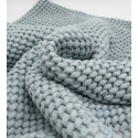 BUBBLE LINEN GRAY 0,5M