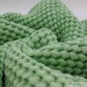 BUBBLE LINEN GREEN 0,5M