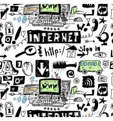 """JERSEY """"WWW"""" World Wide Web 0.5M"""