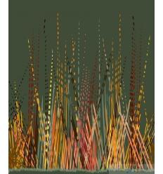 SOMMERSWEAT NINAS FIELDS ( oliv )  0.5M