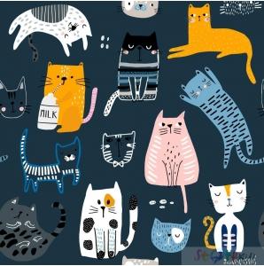 VORBESTELLUNG PETS CATS BLUE 0.5M