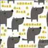 SOMMERSWEAT DER COOLE WOLF  0.5M
