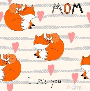 VORBESTELLUNG Mom I love you  0.5M
