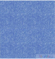 VISKOSEJERSEY JEANS HELL BLAU 0.5M