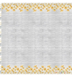 DARIA JERSEY RAPPORT STREIFEN 1 ST (150cm x 160)