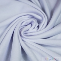 Trikot Stoff Coolmax® Weiß 0,5m