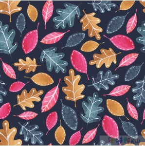 SOMMERSWEAT WOODLAND LEAVES 0.5M