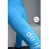 LEGGINGS STOFF BLAU 0,5m