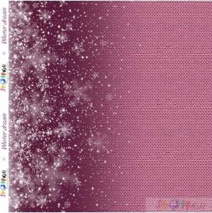 SOMMERSWEAT WINTER DREAM (rose) 0.5M