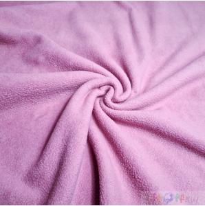 BAUMWOLLFLEECE rosa 0.5M