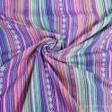 Mexiko Streifen lila 0.5M
