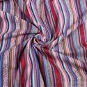 Mexiko Streifen rosa 0.5M