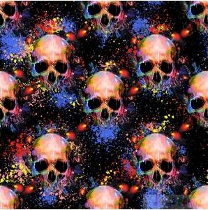 VORBESTELLUNG JERSEY colorful skulls 0.5M