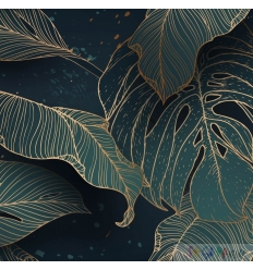 JERSEY Palm leaves  0.5M