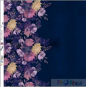 VORBESTELLUNG SOMMERSWEAT Chrysanthema blau  0.5M