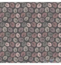 JERSEY grafic flowers 0.5M